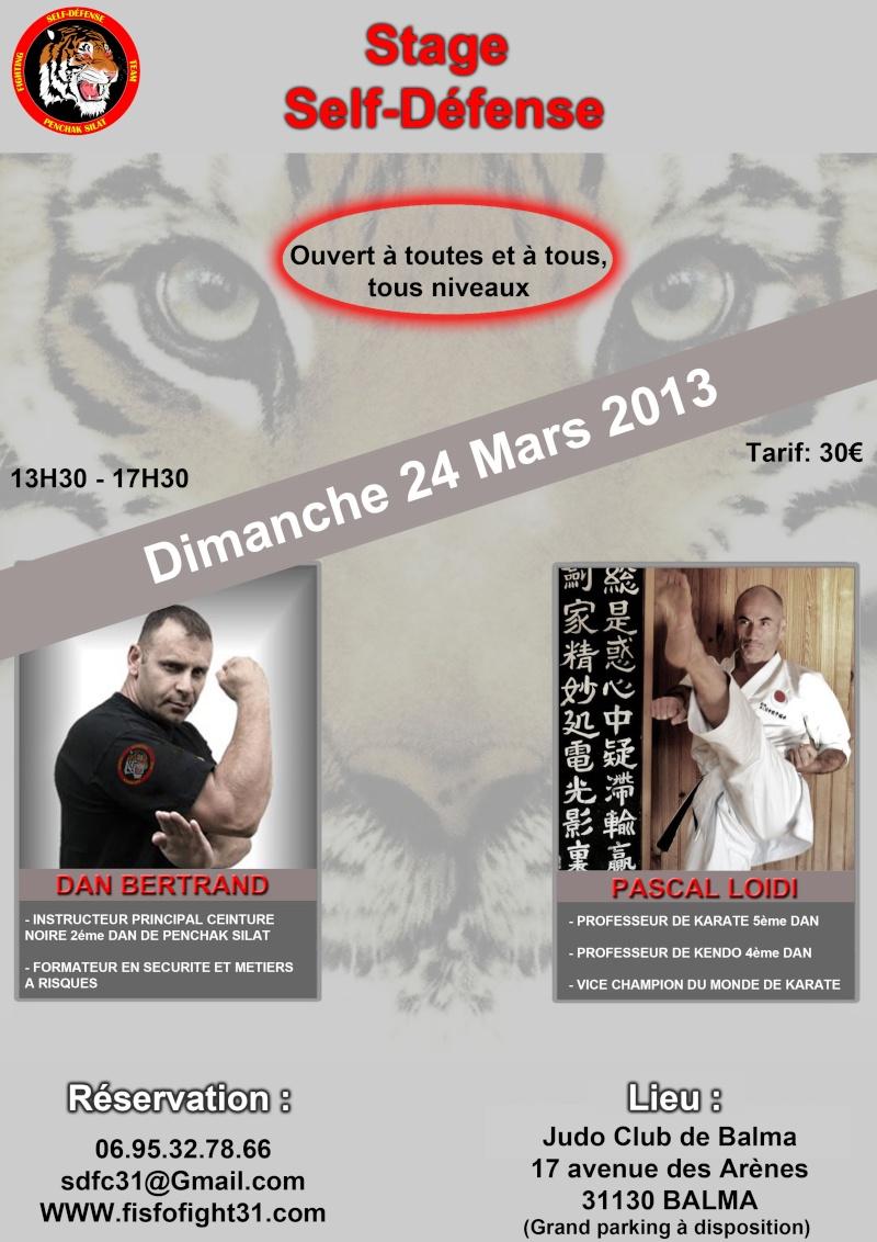 STAGE DE SELF DEFENSE LE 24 MARS 2013 Stage_12
