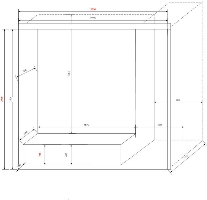 Création de mon meuble TV Meuble12