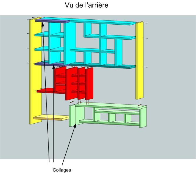 Etagère meuble TV Vue_de13