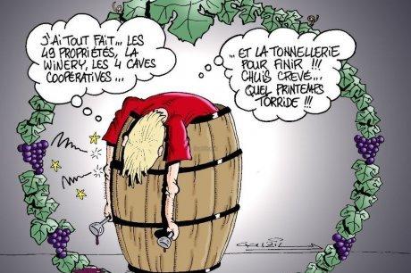 Les dessins humoristiques du Journal Sud Ouest sur l actualité du Médoc - Page 2 10031310