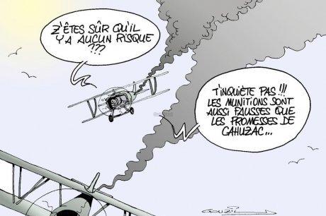 Les dessins humoristiques du Journal Sud Ouest sur l actualité du Médoc - Page 2 10163910