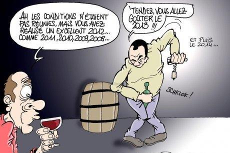 Les dessins humoristiques du Journal Sud Ouest sur l actualité du Médoc - Page 2 10238510