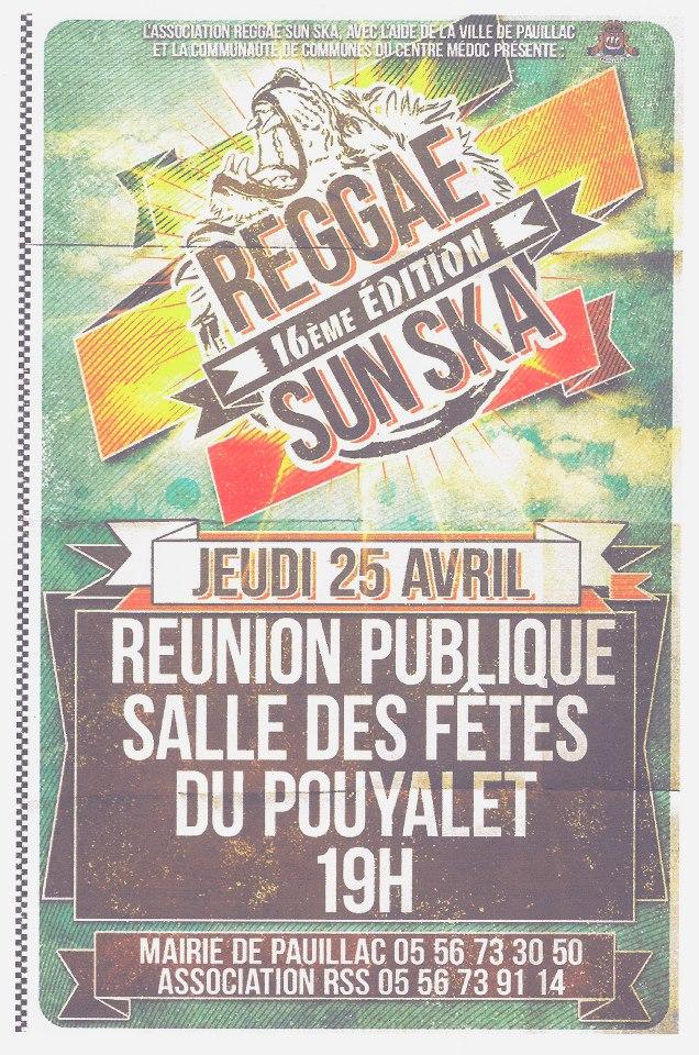 16 eme Reggae Sun Ska le 2,3,4 Aout 2013 a Pauillac 48043_10