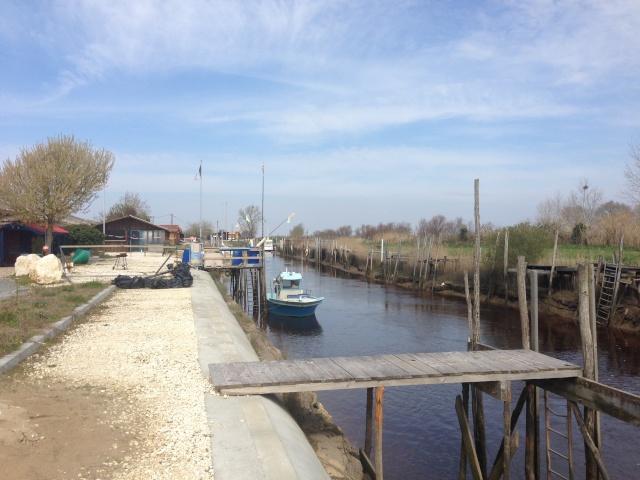 Port de Saint Vivien de Médoc Img_7212