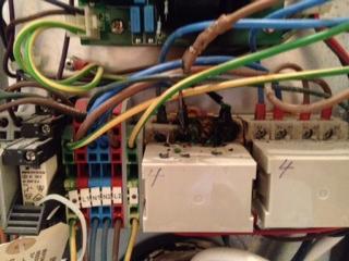 Bad luck - electrics and emersion broken! Boiler16