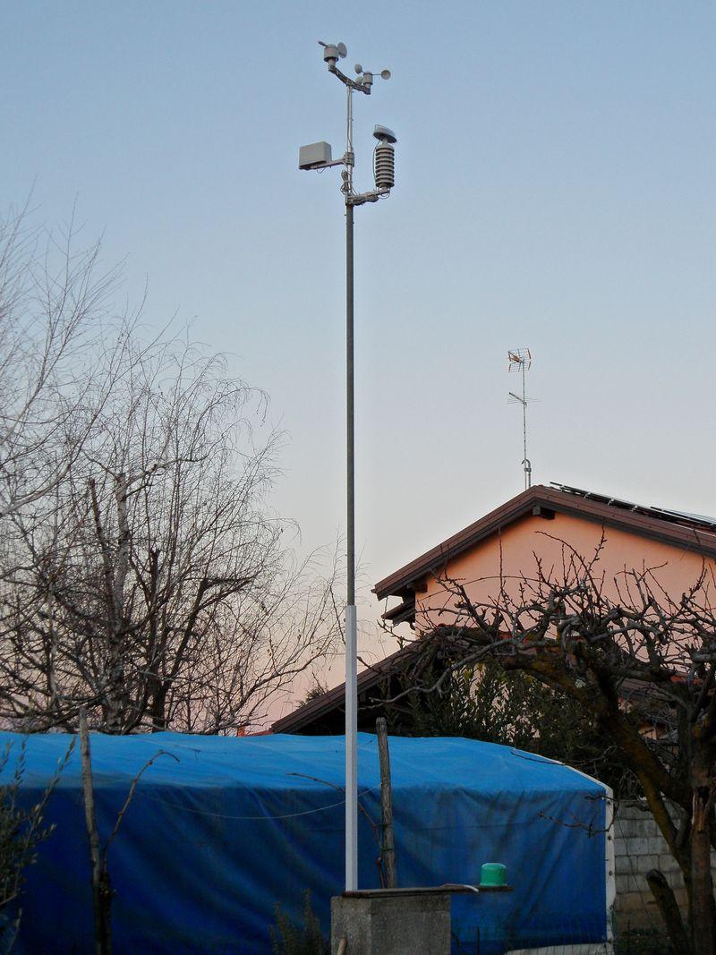 stazione - Stazione PCE fws 20 Premariacco (UD), 110 s.l.m. Sam_0710