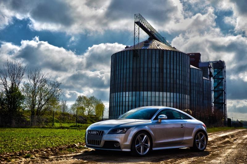 Grizouille la p'tite TTS Audi_t10