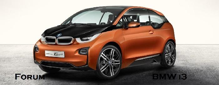 Forum BMW i3