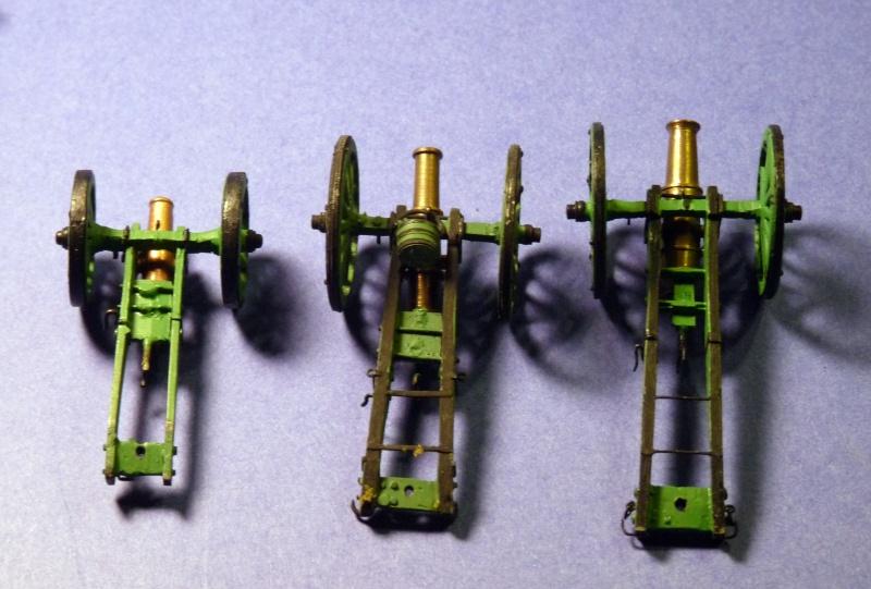30mm hand built artillerie russe David_10