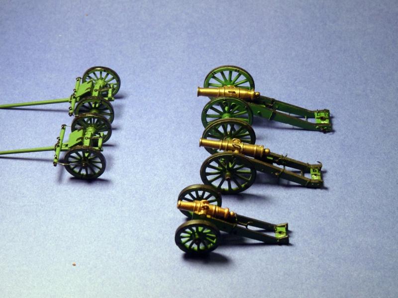 30mm hand built artillerie russe David_13