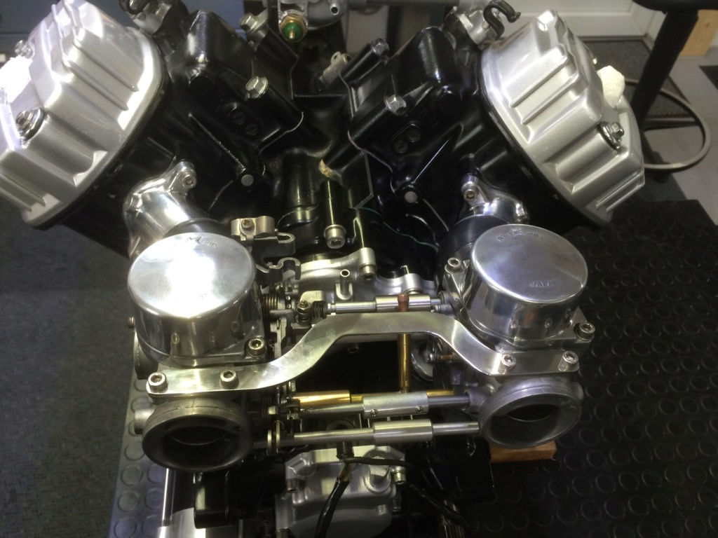 Vergaser CX500 - Verdunstung nach längerer Standzeit Motor_10