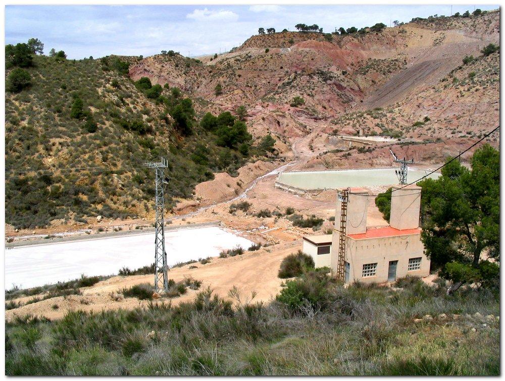 Concurso de Fotografía del Mes de Abril de 2019. Fotografía de Minas y Minerales Murcianos Alv-310