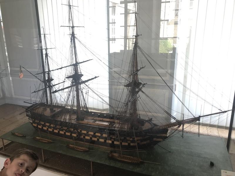 Musée de la marine de Rochefort. Img_1517