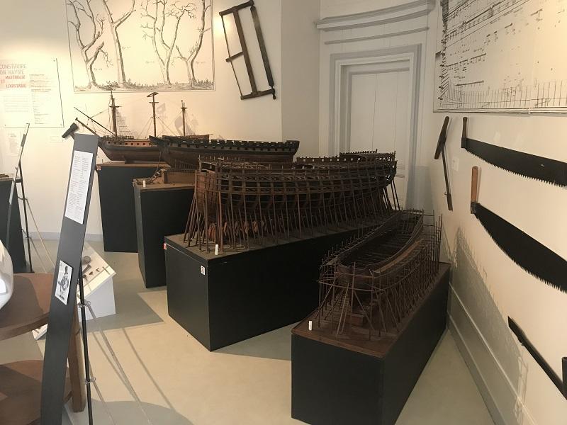 Musée de la marine de Rochefort. Img_1533