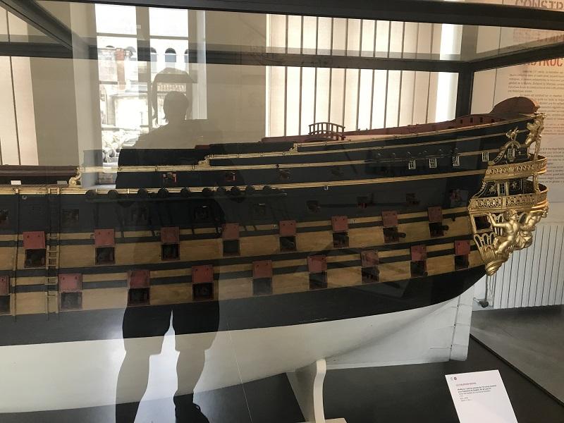 Musée de la marine de Rochefort. Img_1537