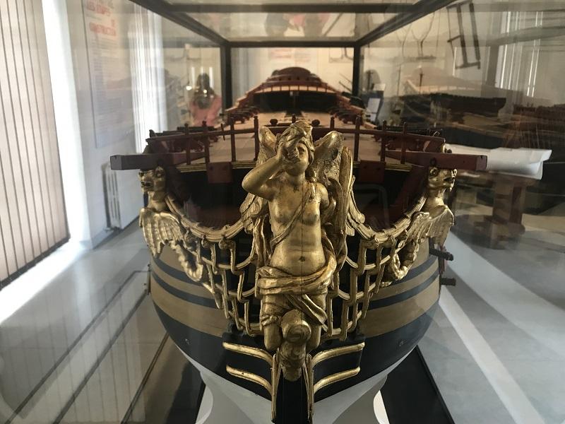 Musée de la marine de Rochefort. Img_1547