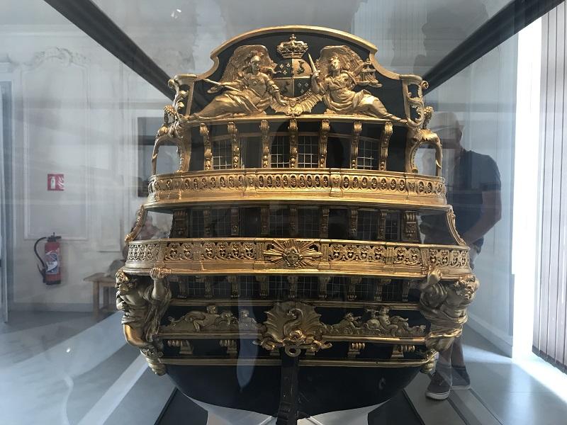 Musée de la marine de Rochefort. Img_1556