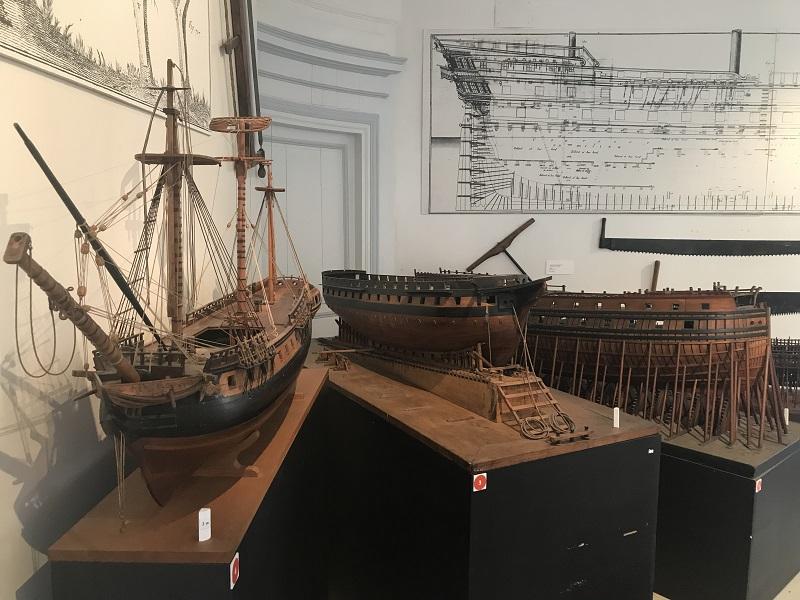 Musée de la marine de Rochefort. Img_1559