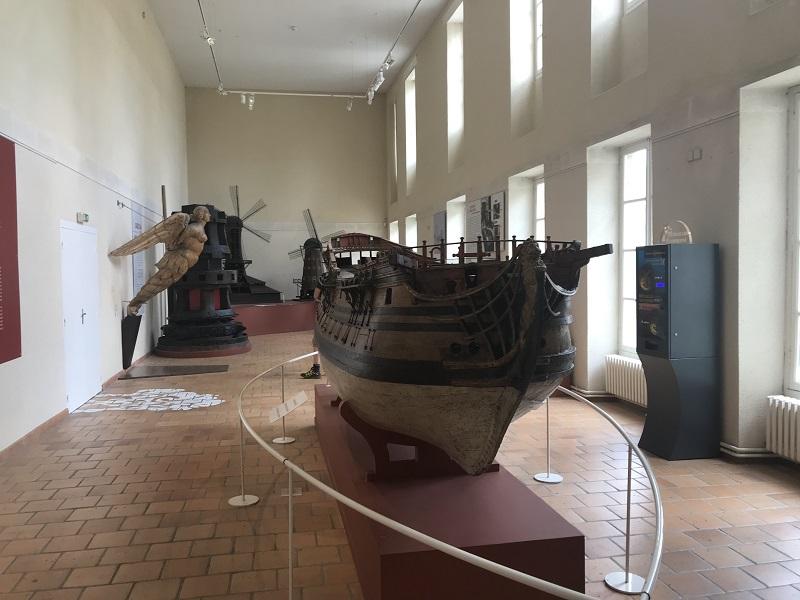 Musée de la marine de Rochefort. Img_1560
