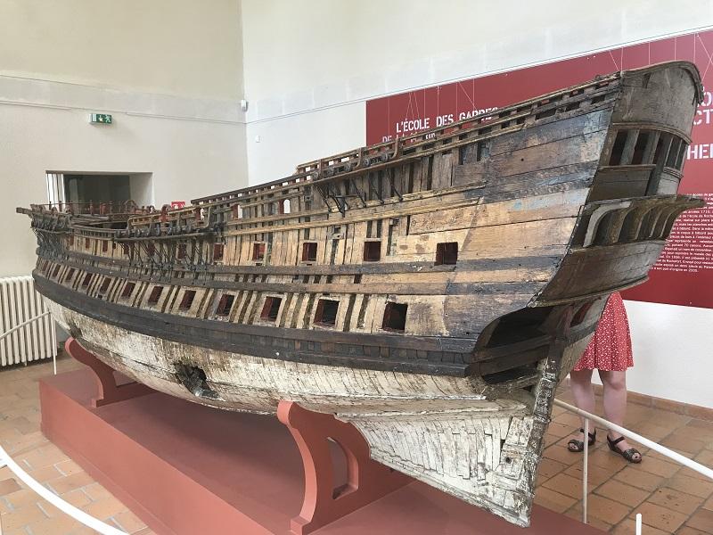 Musée de la marine de Rochefort. Img_1562