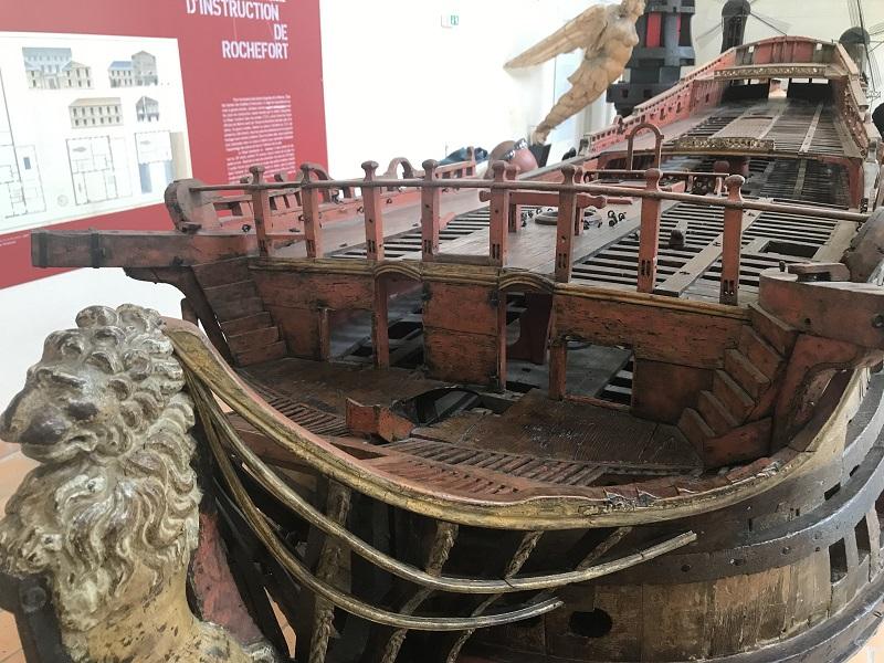 Musée de la marine de Rochefort. Img_1575