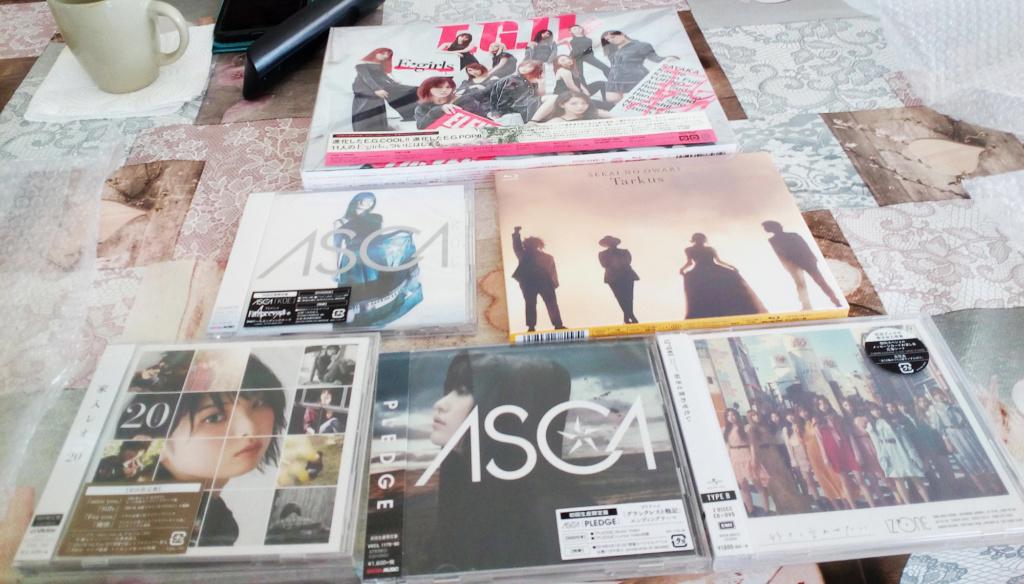 Vos derniers achats musique asiatique Comman10