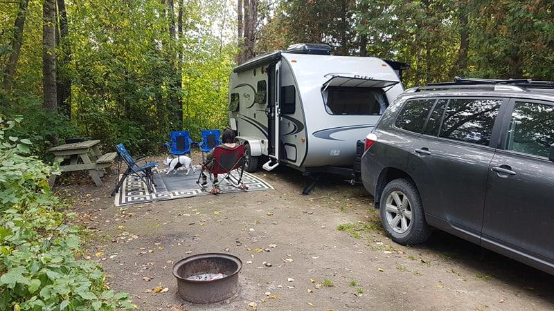 Camping du Gouffre (Baie St-Paul) 70589210