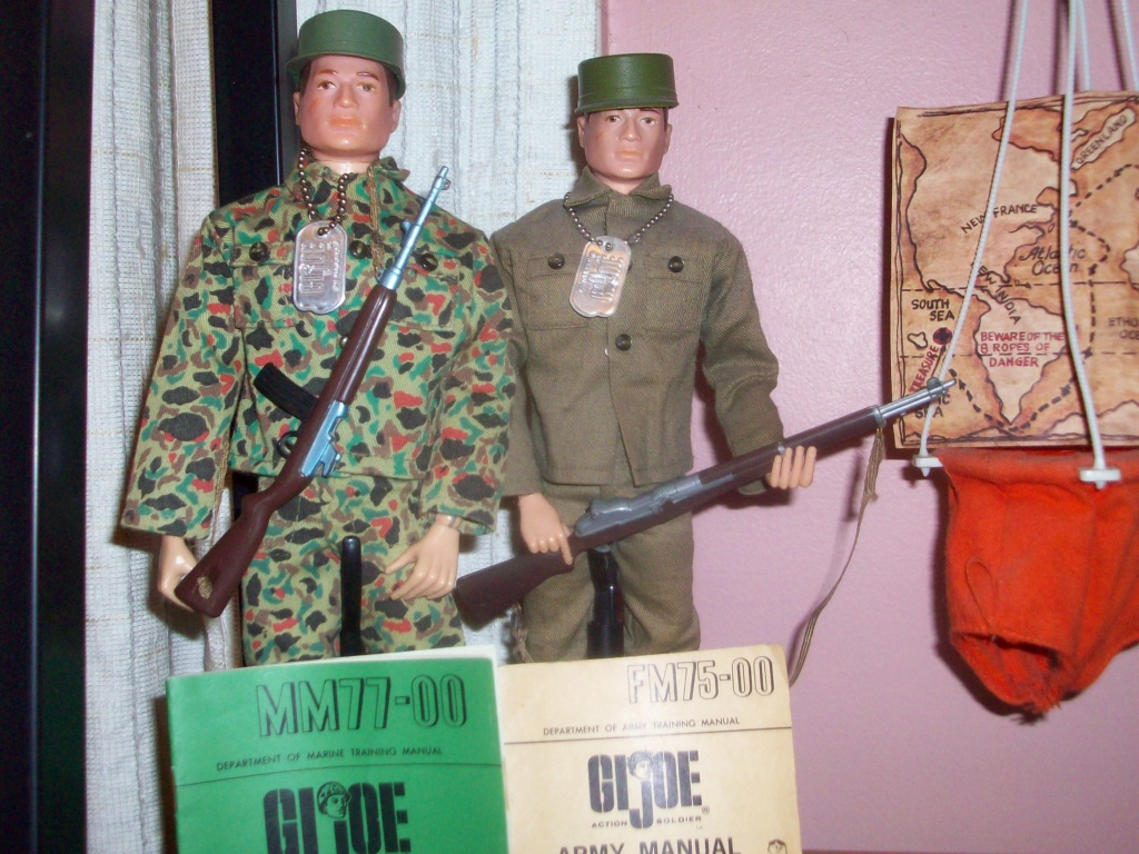 What's your favourite Action Man, Joe or 1/6 scale weapons? 209_7717