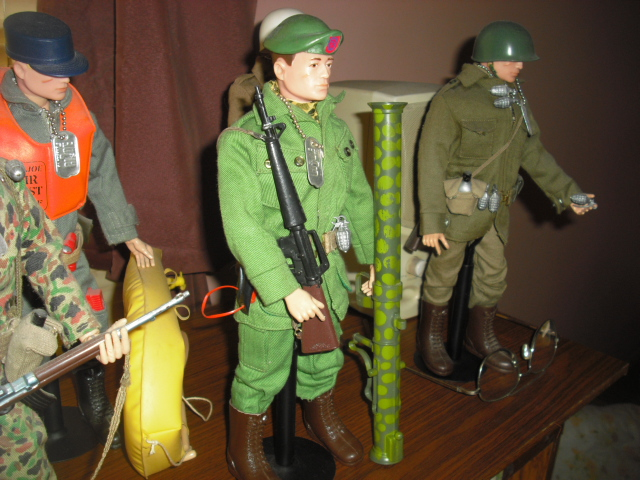 What's your favourite Action Man, Joe or 1/6 scale weapons? Cimg4810