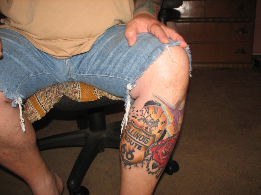 Got a couple more tattoos recently... Img_8012