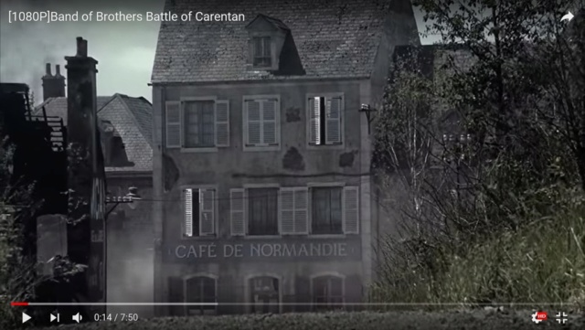 Band of Brothers and Carentan Carent10