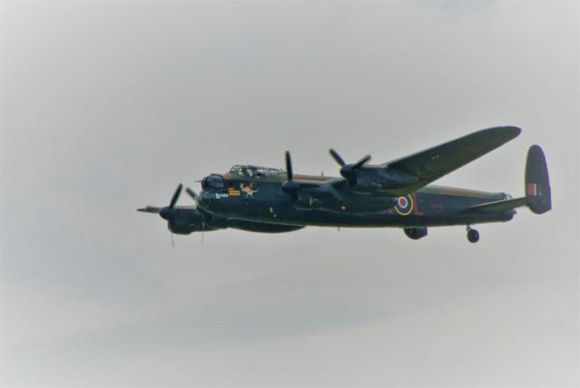 RAF Air Show Lancas10