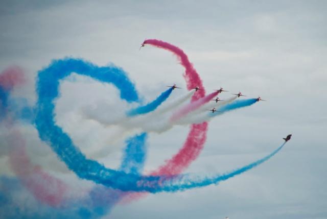 RAF Air Show Reds_110