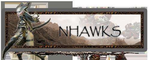 "[FINI]- [NHAWKS] - Maisonée ELLIOS // Chevalier Questoris Styrix ""War Heaven"" : 475 points Signat10"