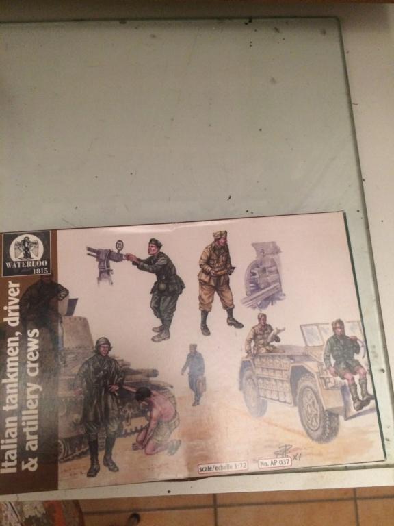 Cherche figurine soldat italien 03122510