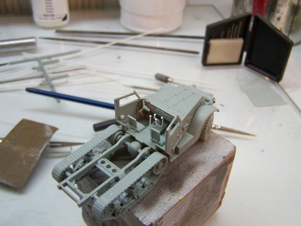 Half Track M3 75mm ,l'ancêtre du TD 10 (terminé) 100_0229