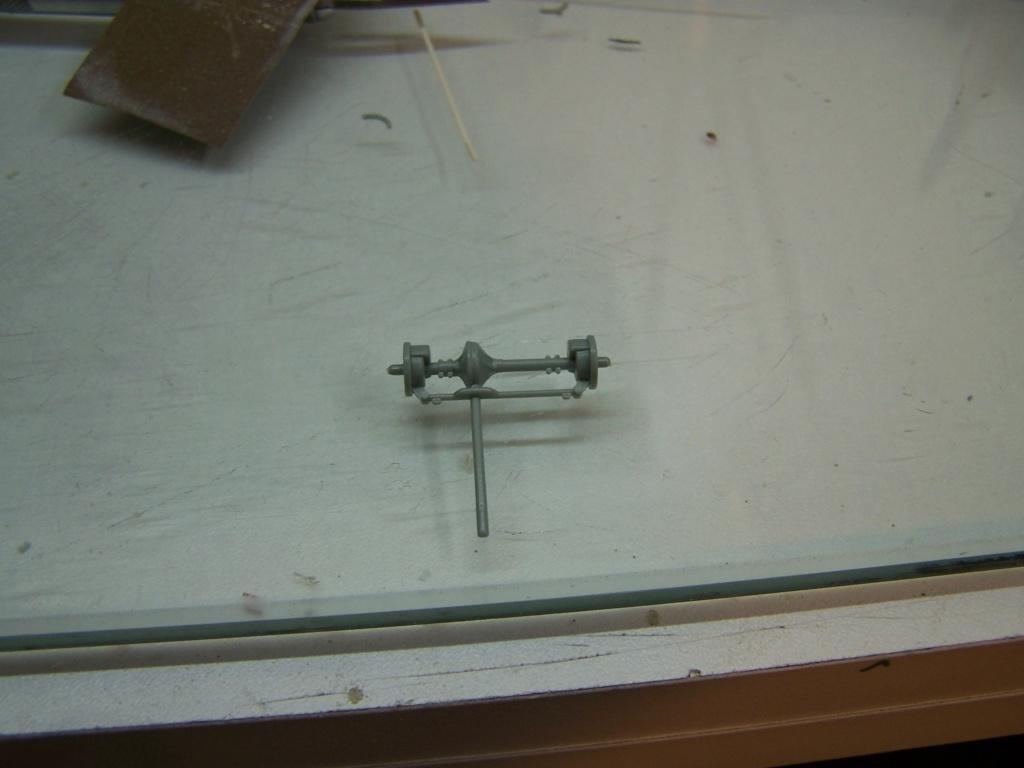 Half Track M3 75mm ,l'ancêtre du TD 10 (terminé) 100_0232