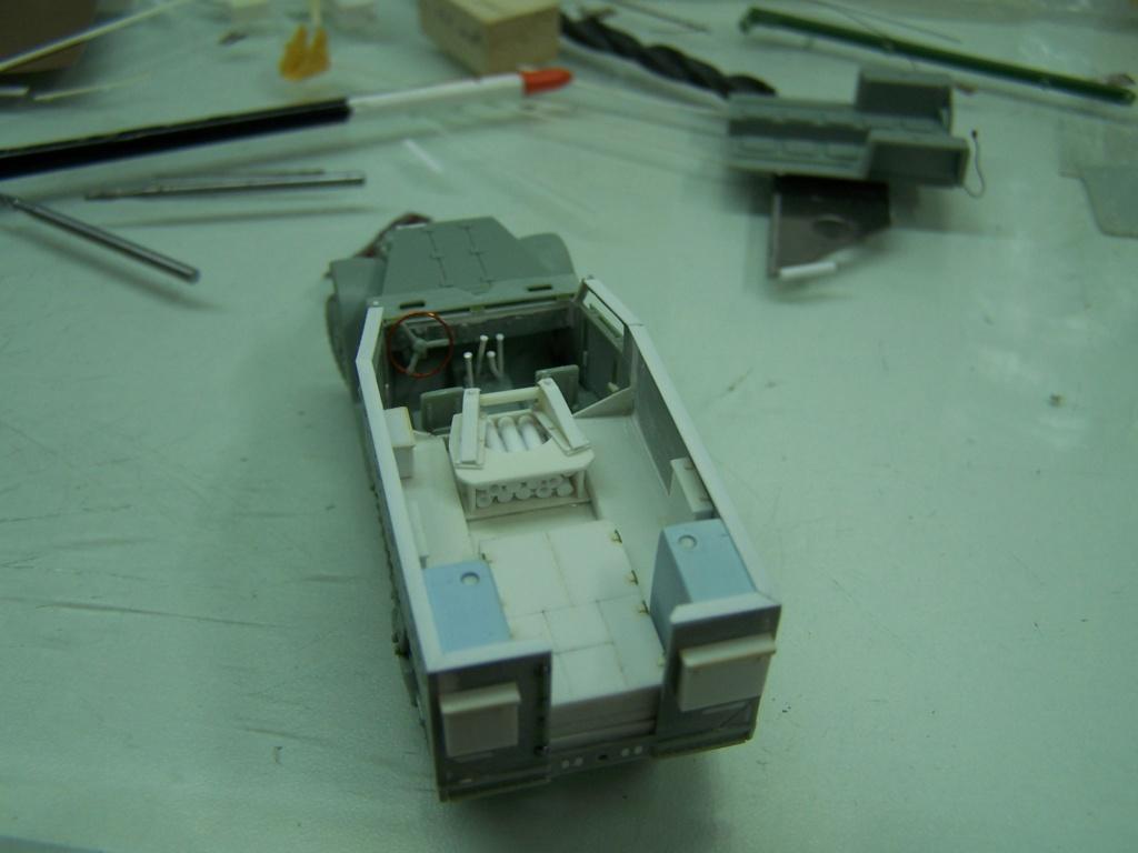 Half Track M3 75mm ,l'ancêtre du TD 10 (terminé) 100_0241