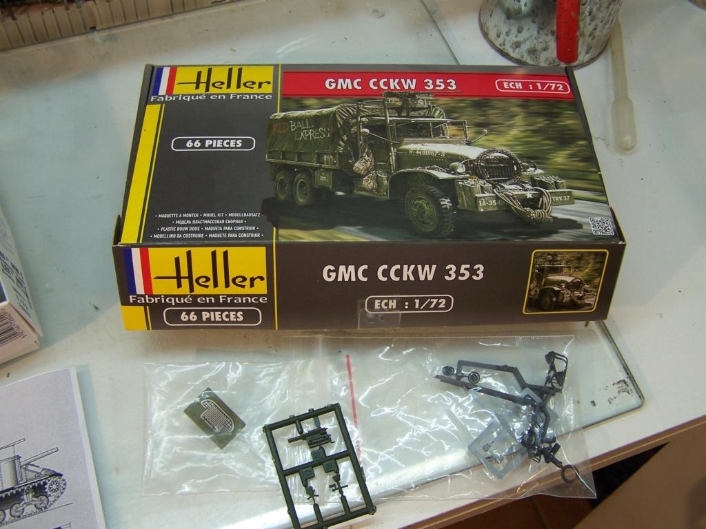 A la rescousse: M31 Lee / Gmc Mirage,Heller ,scratch (maj 25.11 Fin provisoire) 100_0326
