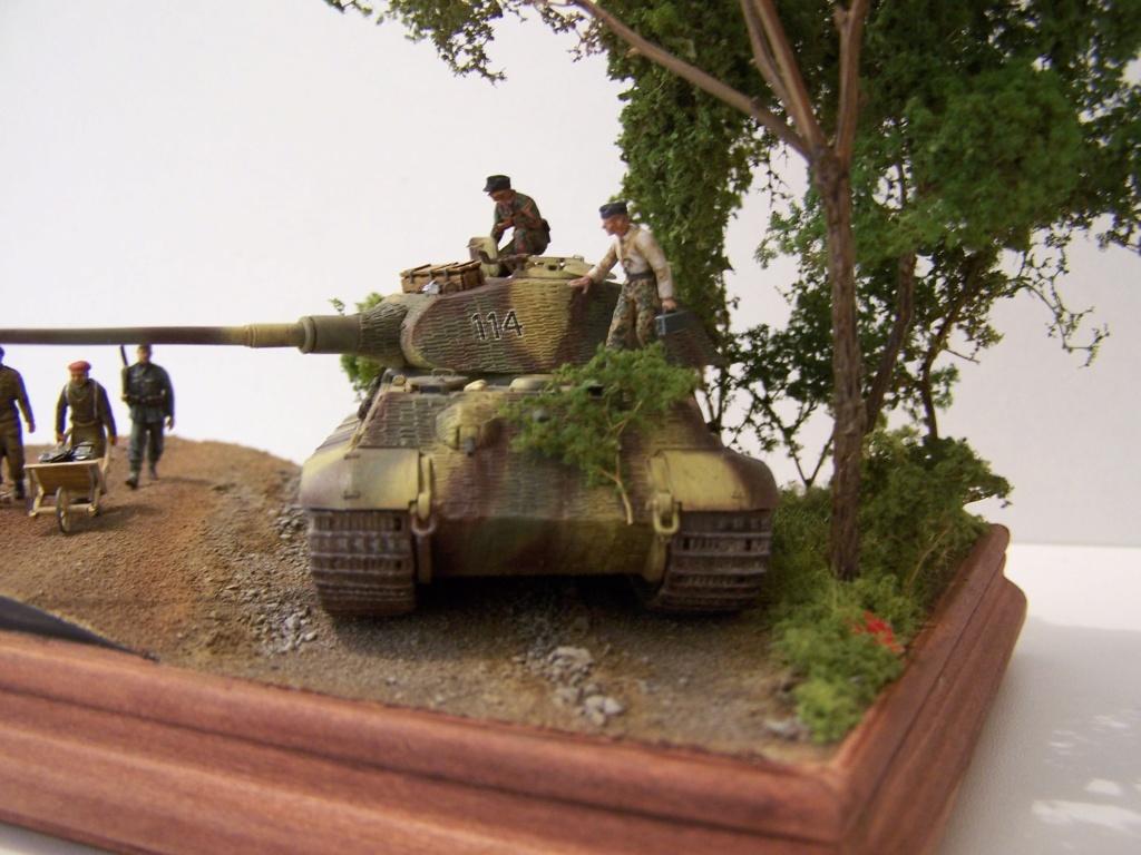 Le Tigre,les Tommies et la brouette en Normandie  100_0425