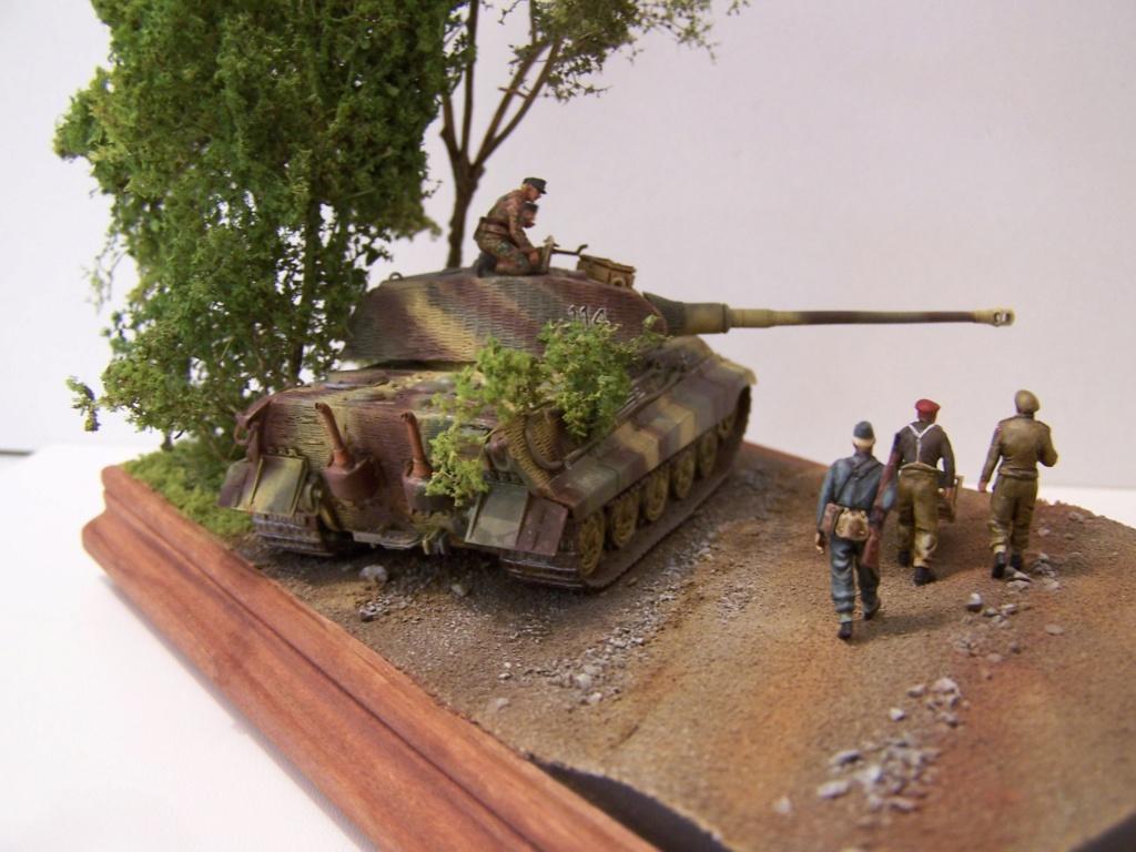 Le Tigre,les Tommies et la brouette en Normandie  100_0426