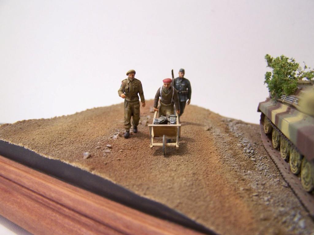 Le Tigre,les Tommies et la brouette en Normandie  100_0430