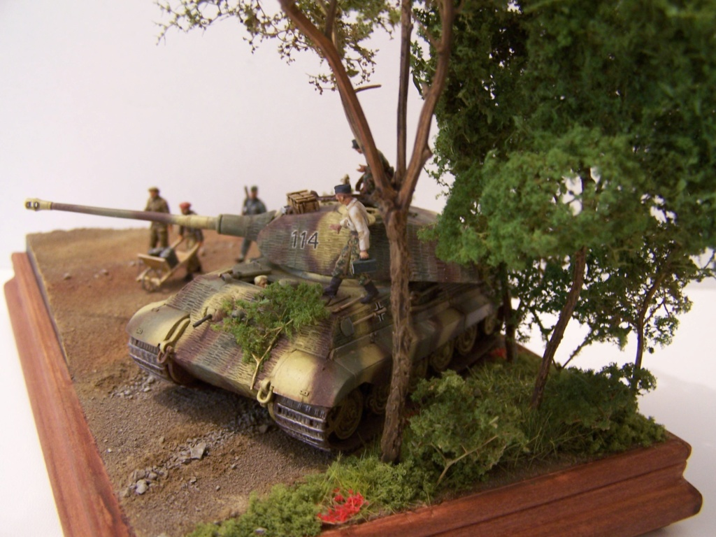 Le Tigre,les Tommies et la brouette en Normandie  100_0431