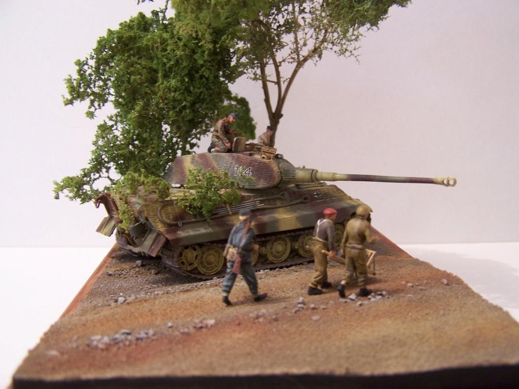 Le Tigre,les Tommies et la brouette en Normandie  100_0434