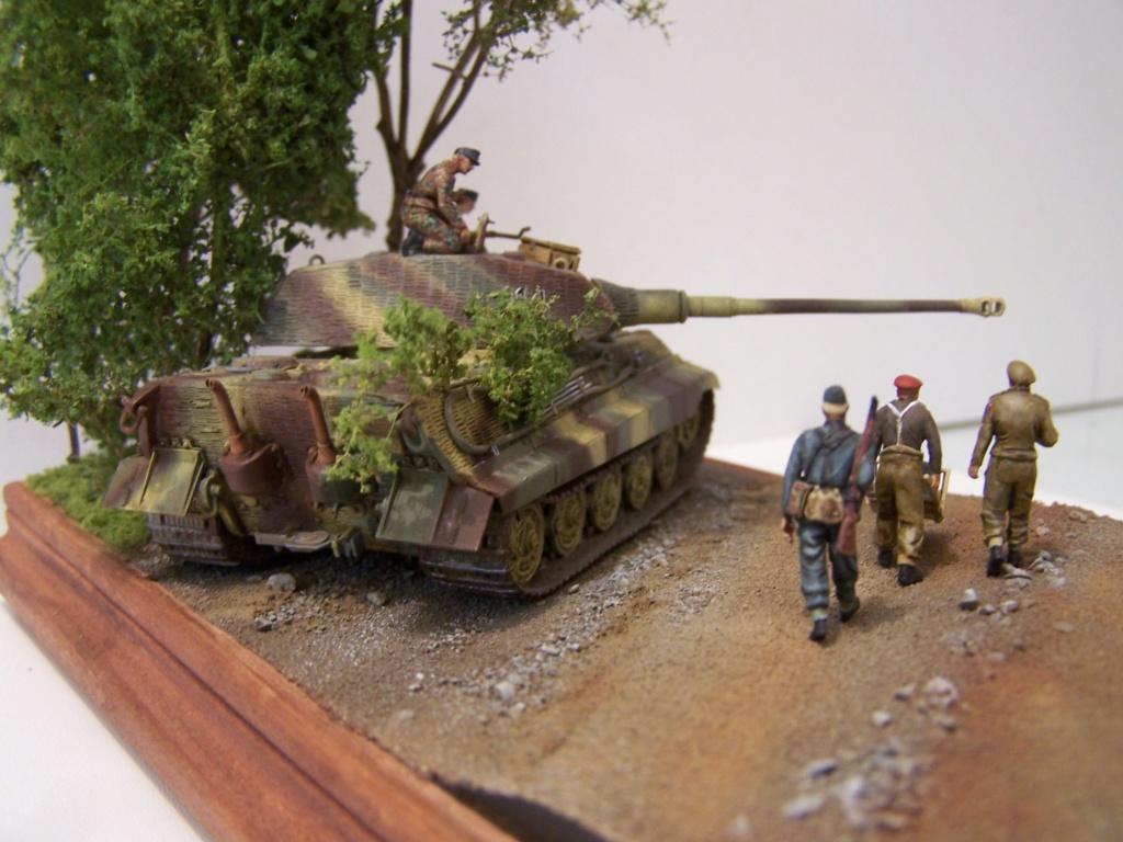 Le Tigre,les Tommies et la brouette en Normandie  100_0435
