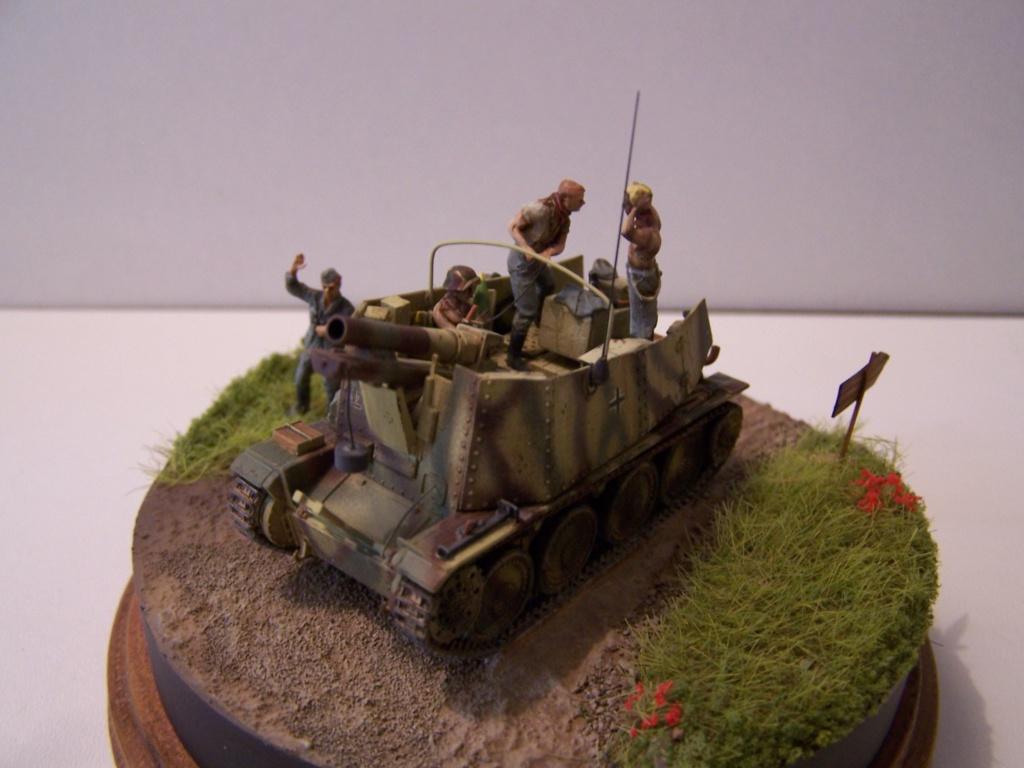 Bison sdkfz 138/1 Normandie 1944 100_0910