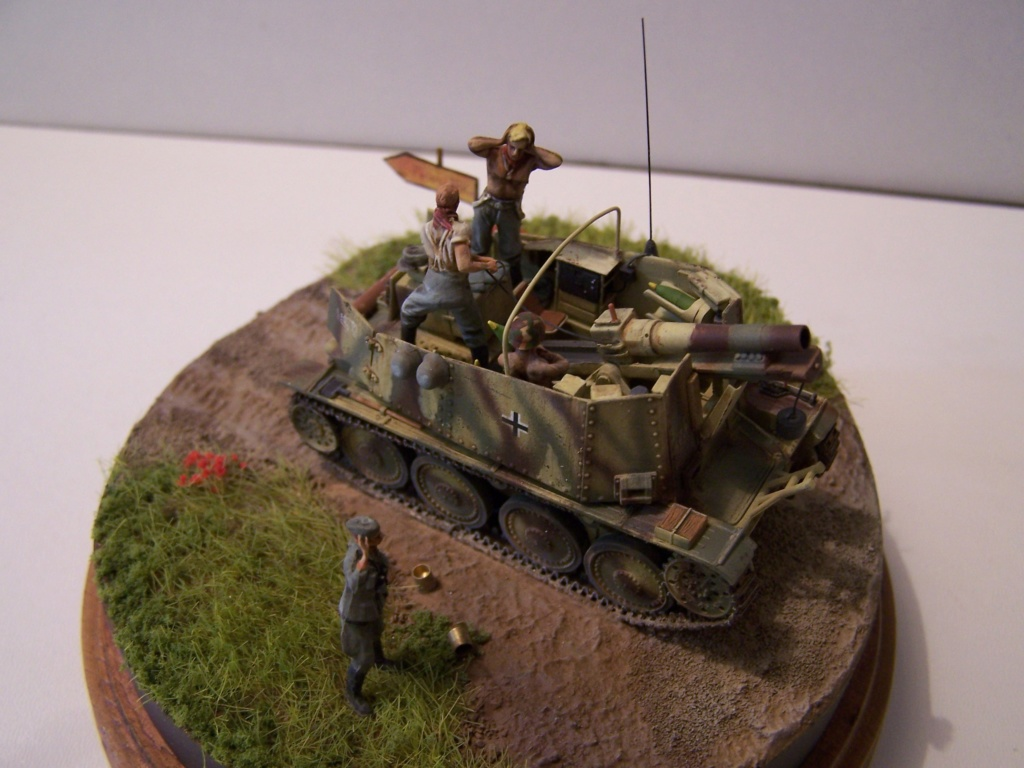 Bison sdkfz 138/1 Normandie 1944 100_0911