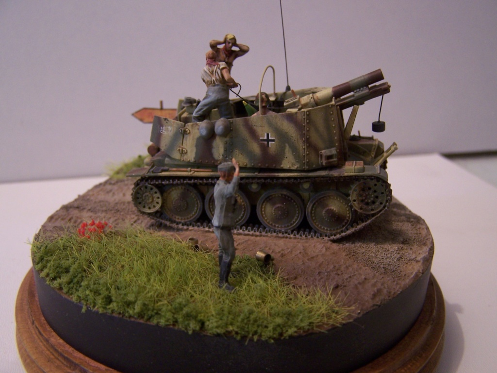 Bison sdkfz 138/1 Normandie 1944 100_0912