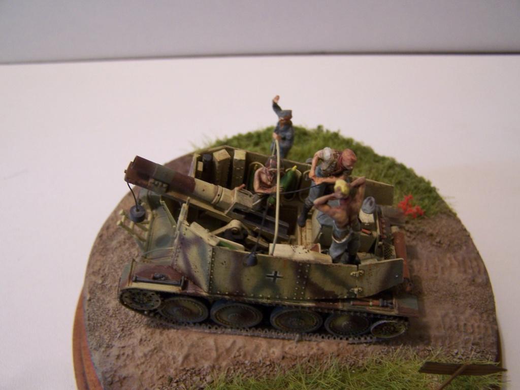Bison sdkfz 138/1 Normandie 1944 100_0913
