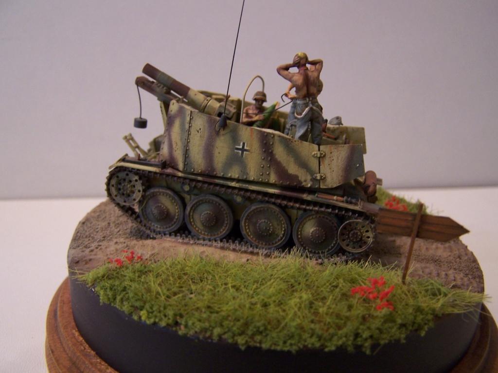 Bison sdkfz 138/1 Normandie 1944 100_0914
